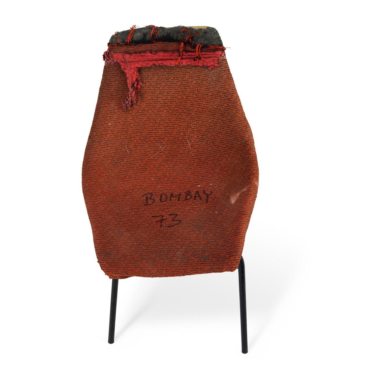 Skořepinová židle Vertex