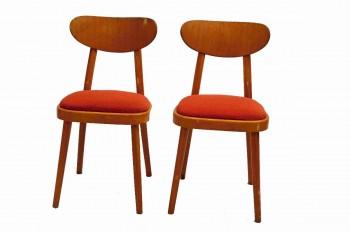 Retro Židle čalouněné