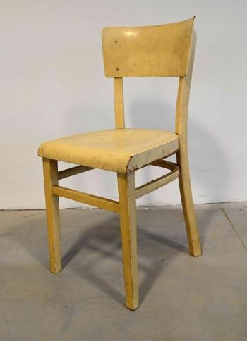Retro Židle dřevěná
