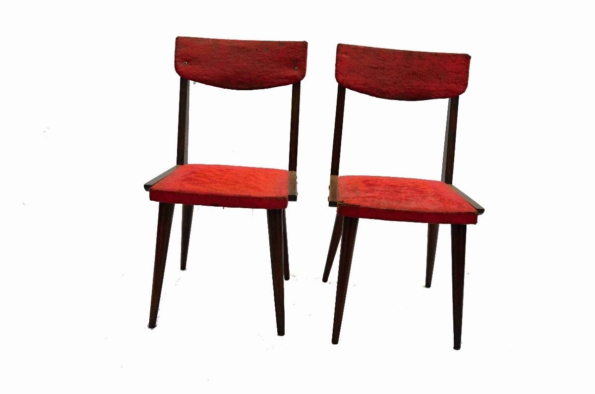 Židle čalouněná V.