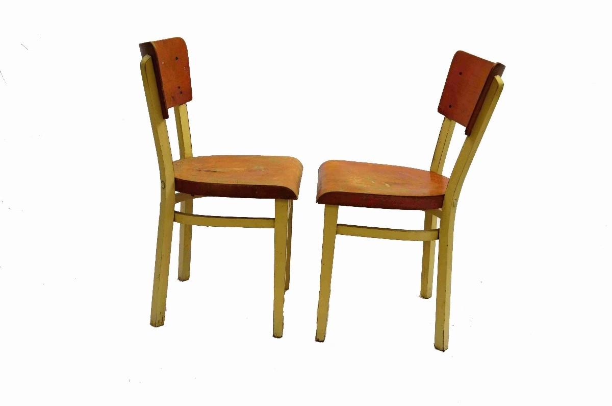 Židle dřevěná I.