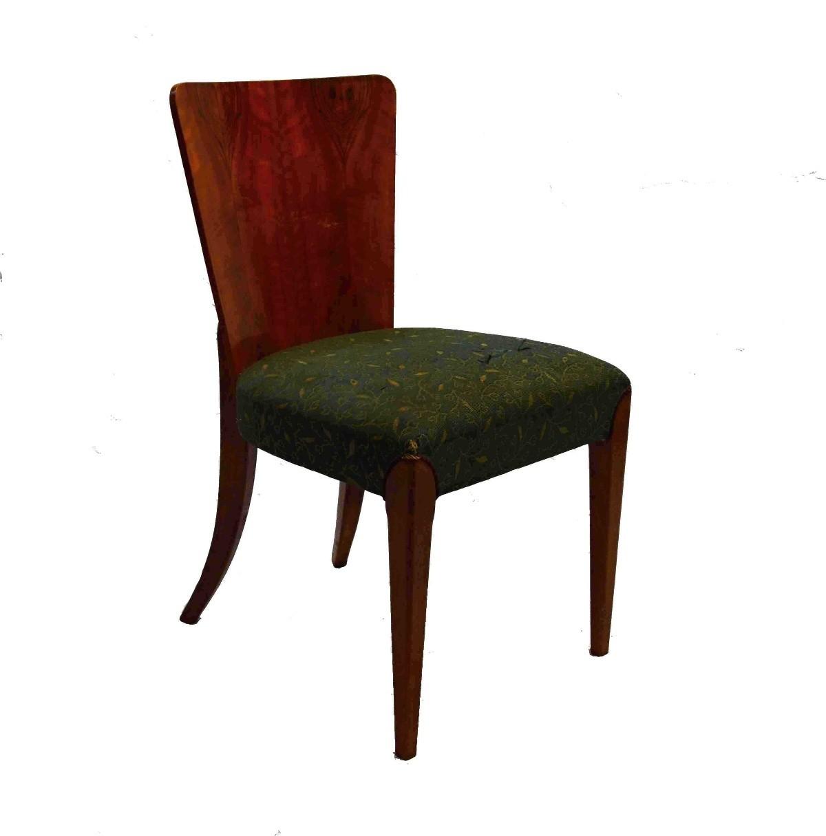 Jindřich Halabala Jídelní židle H214 IV.