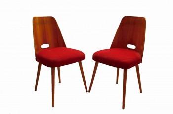 Retro Židle čalouněná X.