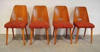 Retro Židle čalouněná XI.