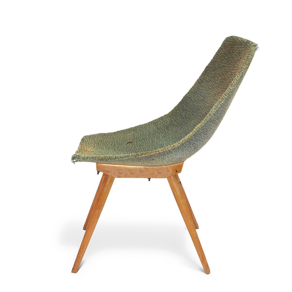 Židle Miroslava Navrátila