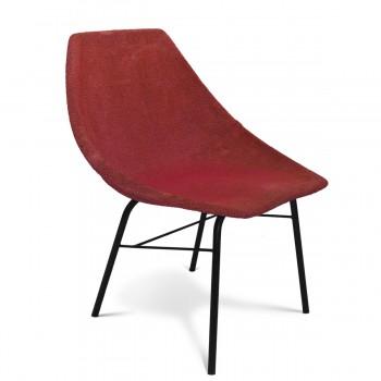 Retro Skořepinová židle