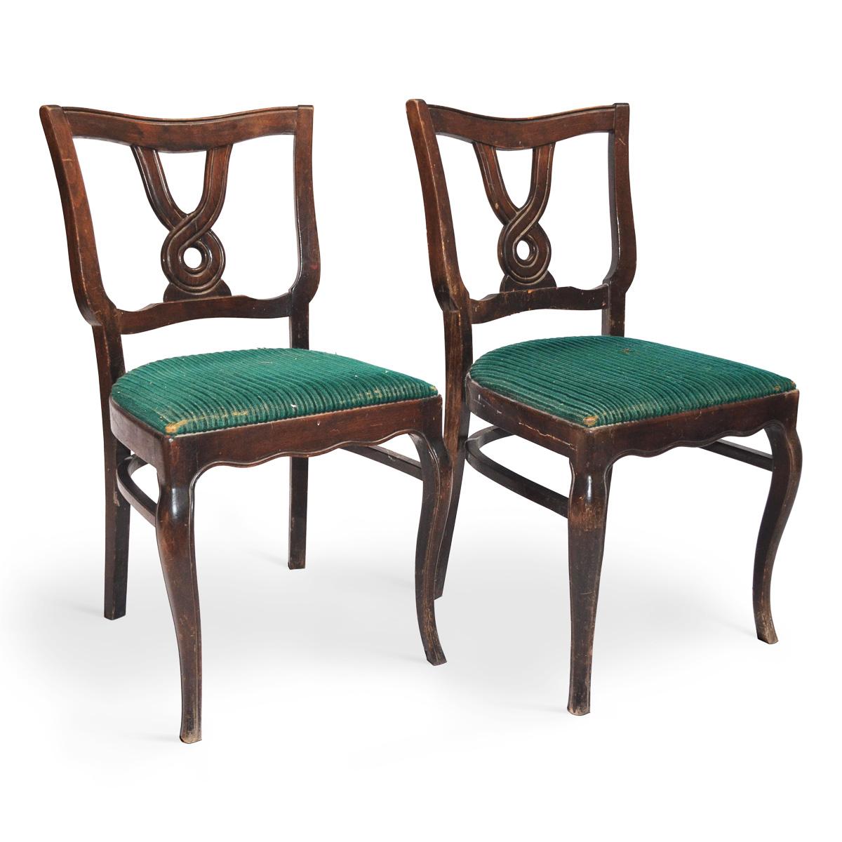 Zámecké židle